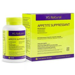 XS NATURAL SUPPRESANT DISMINUCIÓN APETITO