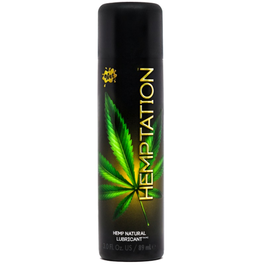 WET HEMPTATION LUBRICANTE 89 ML